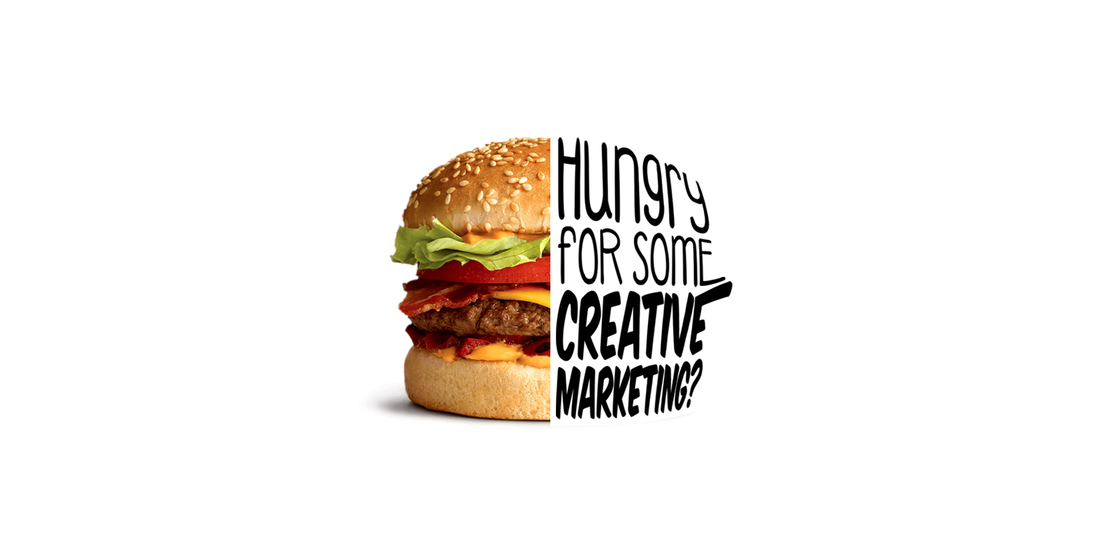Hungry for some creative marketing?