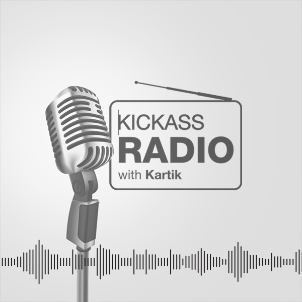 Kickass Design podcast for SMB owners