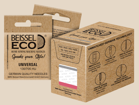 Branding, packaging design and marcom for Beissel ECO
