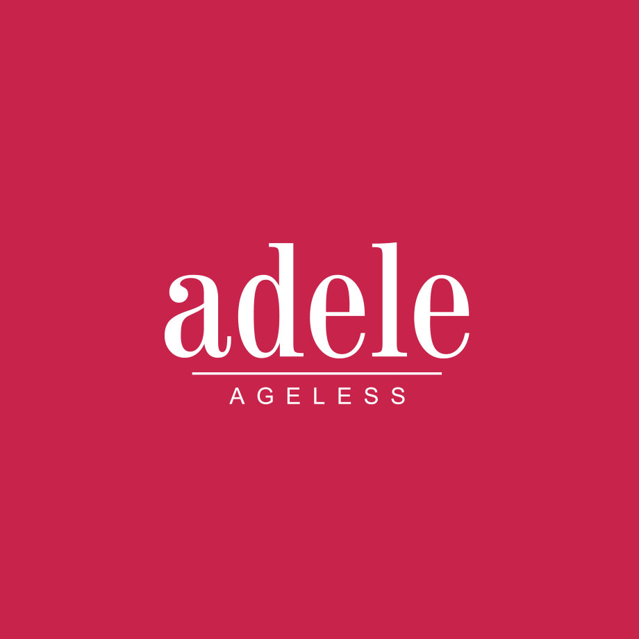 Logo design for Adele