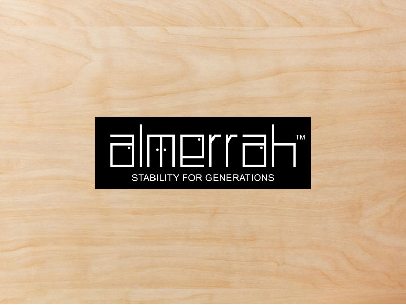 Logo design for Almerrah brand