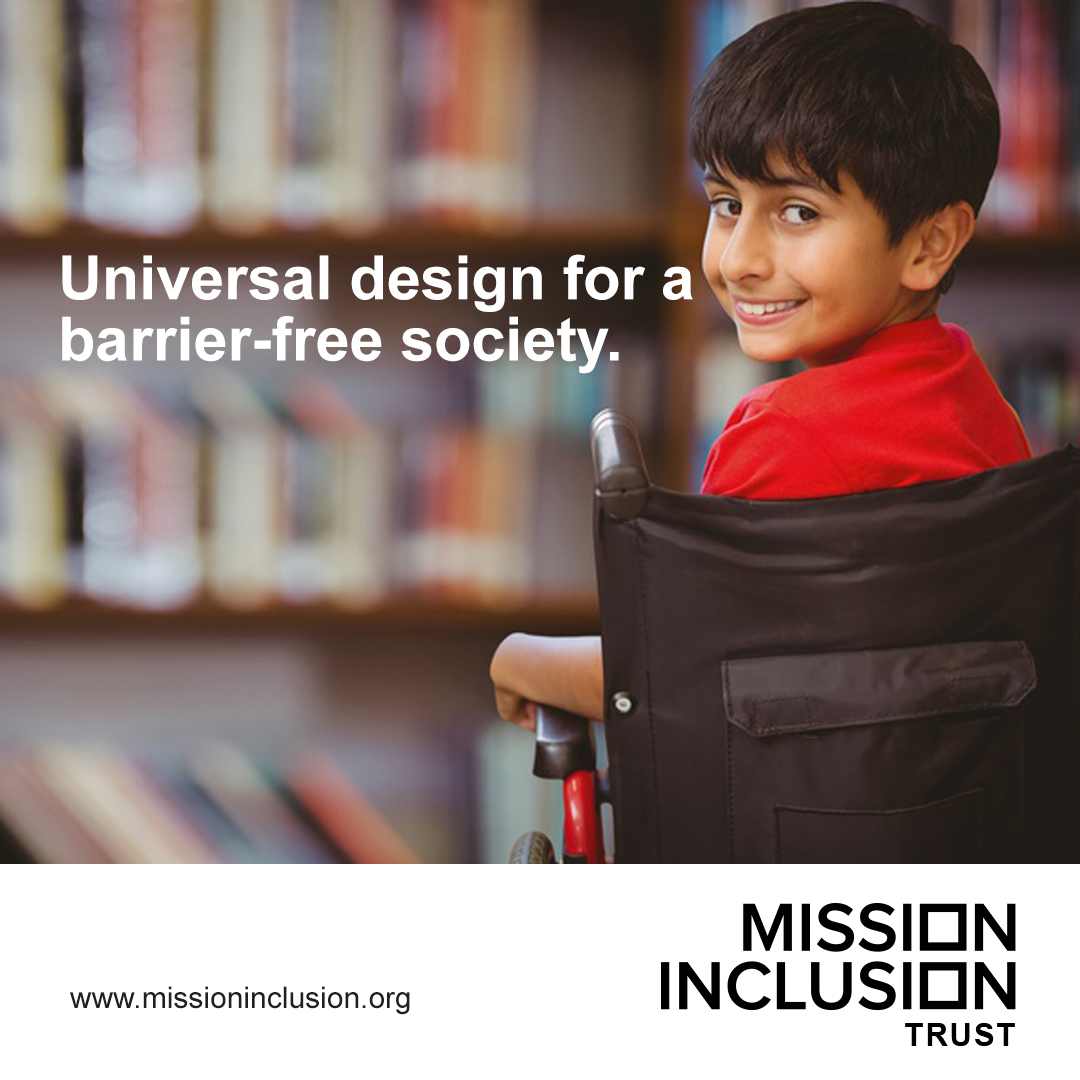 Branding and digital campaign for Mission Inclusion Trust